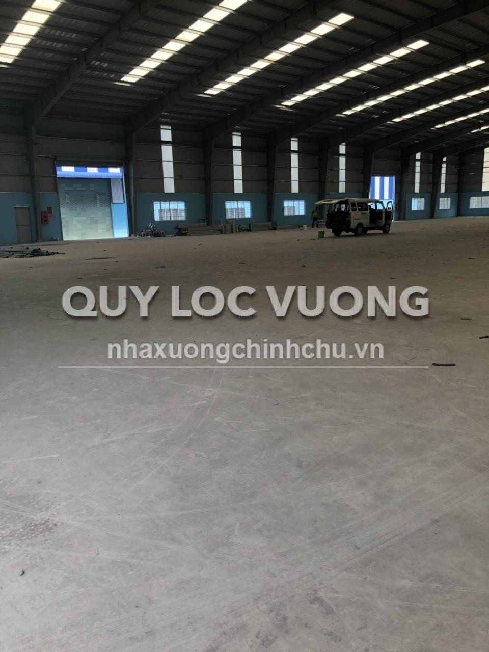 Bán 2 xưởng khuôn viên 15.582m2 ở cụm công nghiệp Tam Phước Đồng Nai