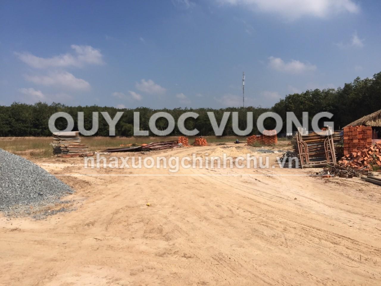 Bán đất trống hoặc đất xây sẵn xưởng 34000m2 ở xã Long Tân Dầu Tiếng
