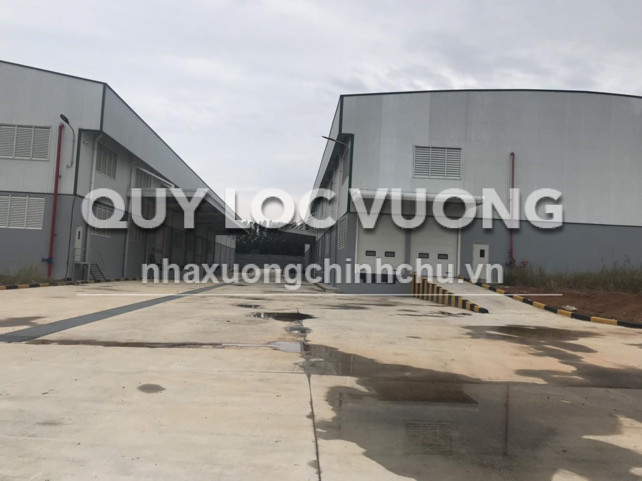 Bán đất và xưởng khuôn viên 50.000m2 trong KCN VSIP 2 mở rộng Tân Uyên