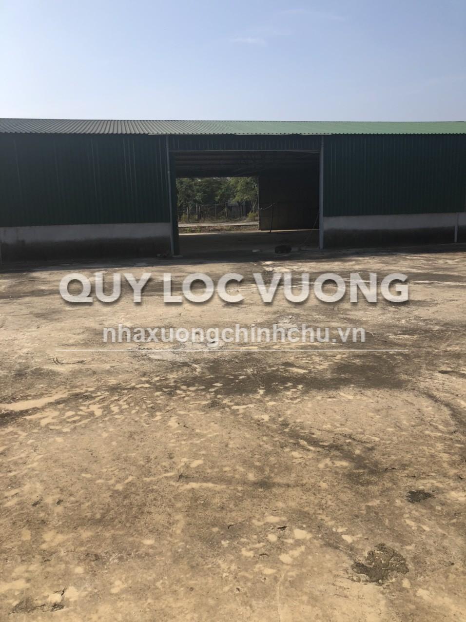 Cho thuê 2 nhà xưởng 3.000m2 trong KCN Định Quán Đồng Nai, có lò sấy