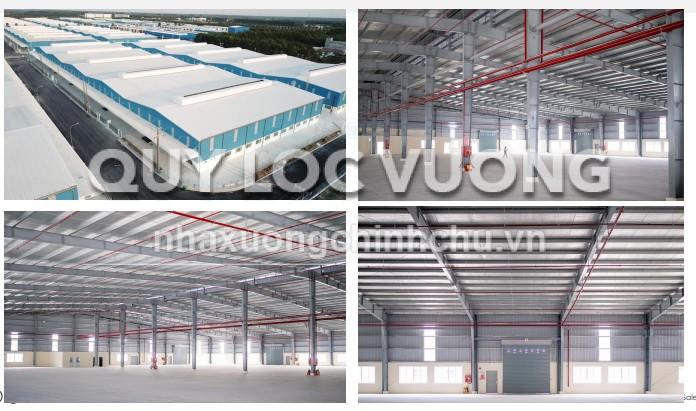 Cho thuê 2 xưởng tổng diện tích 5.700m2 trong KCN Bàu Bàng Bình Dương