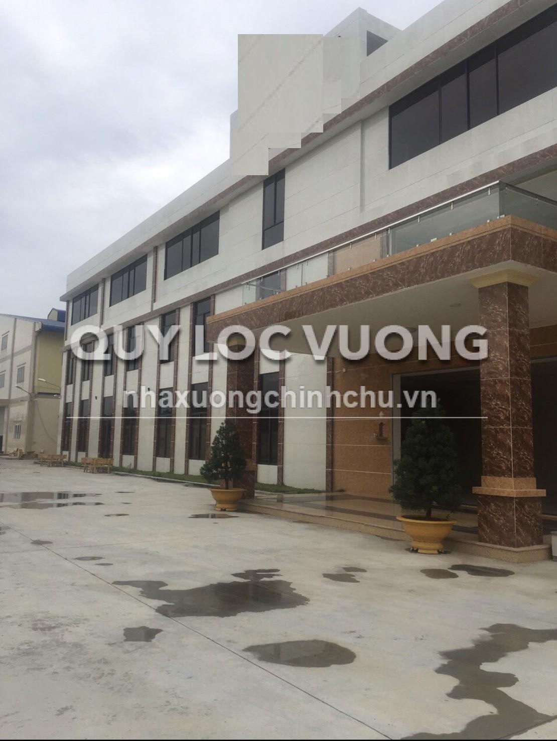 Cho thuê 3 nhà xưởng tổng diện tích 11.720m2 trong KCN Tân Đức Long An