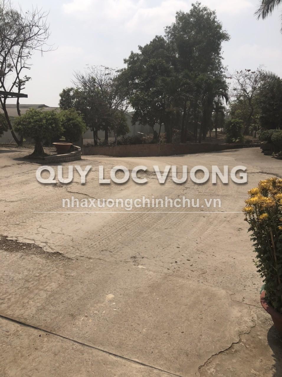 Cho thuê 5 xưởng 16.000m2 trong Cụm công nghiệp VLXD Hố Nai 3 Đồng Nai