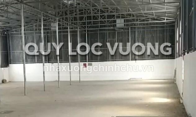 Cho thuê nhà kho 500m2 ở phường Hố Nai thành phố Biên Hòa Đồng Nai