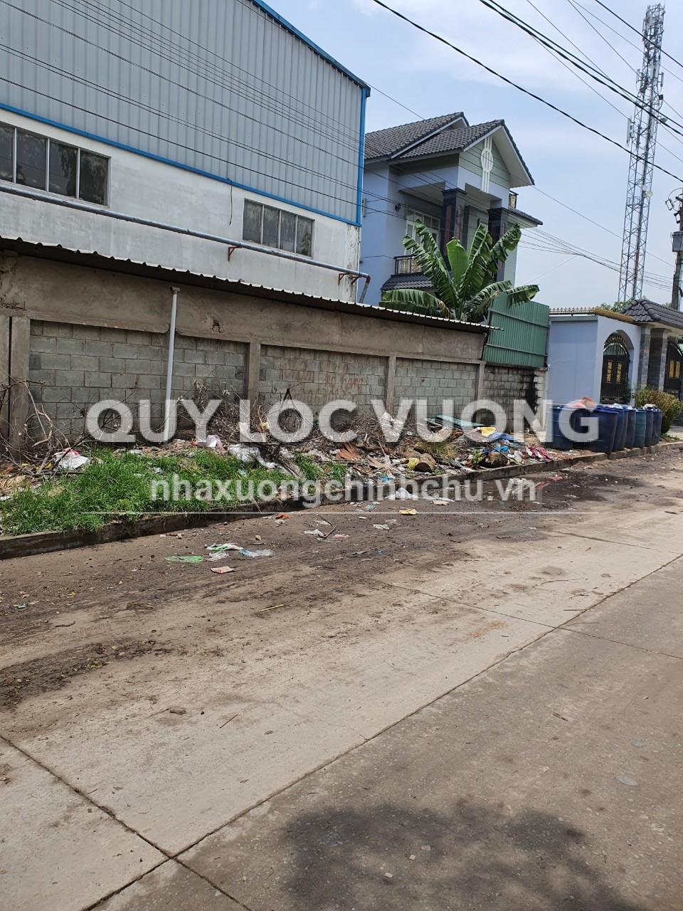 Cho thuê nhà xưởng 17.000m2 trong KCN Nam Tân Uyên Bình Dương