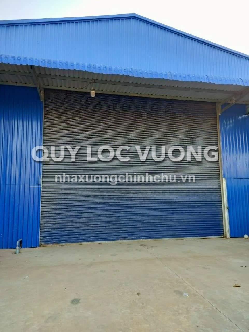 Cho thuê nhà xưởng rộng 1.000m2 ở Phường Khánh Bình Tân Uyên Bình Dương