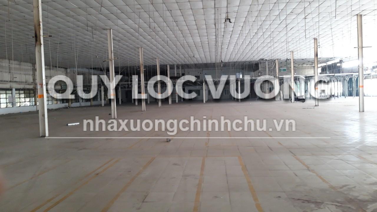 Cho thuê xưởng diện tích sử dụng 15.000m2 ở Phường Bình Hòa Thuận An