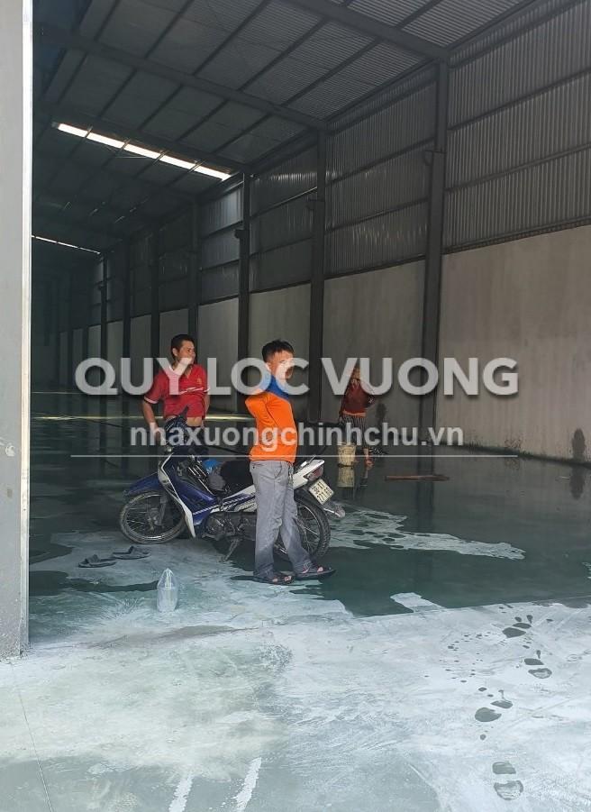 Cho thuê xưởng sản xuất 1.000m2 ở thị trấn Lai Uyên Bàu Bàng Bình Dương